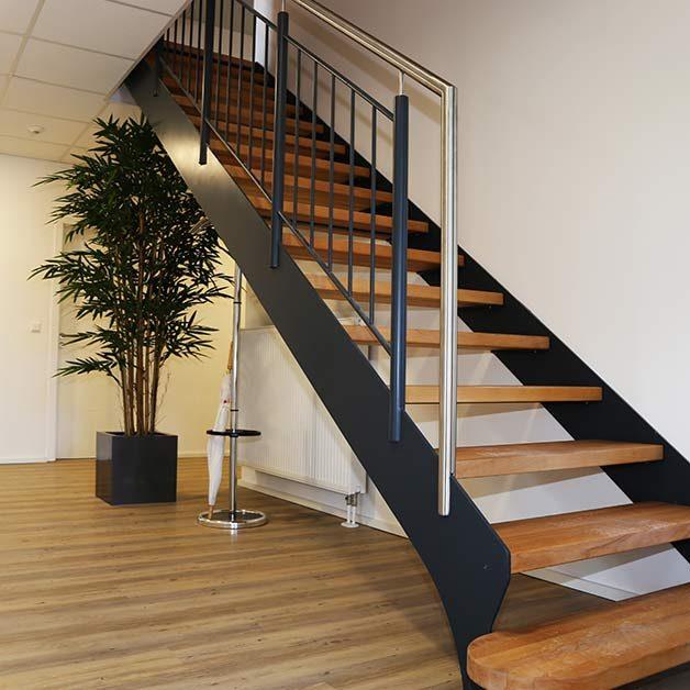 rampe d'escalier à Montpeliier
