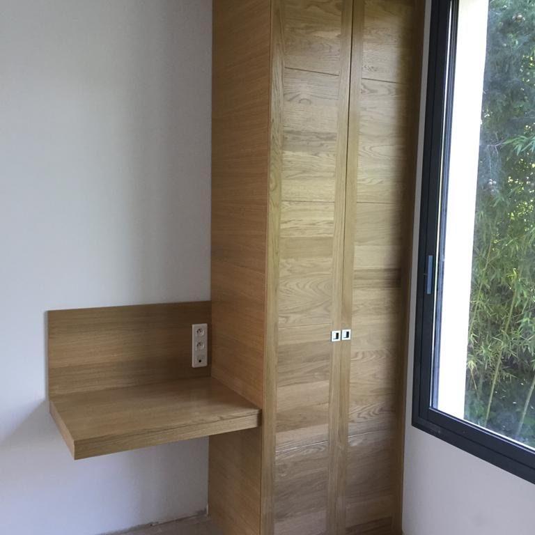 aménagements d'intérieur en bois sur mesure sur Montpellier 34
